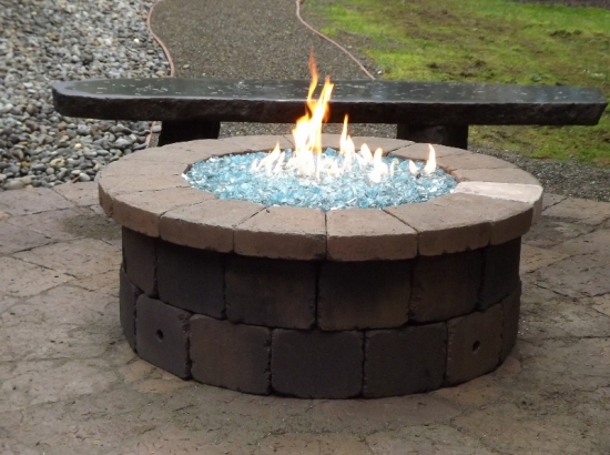 24 Excellent Fire Glass For Propane Fire Pits pixelmari