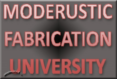 Moderustic Fabrication Univerity