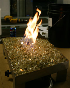 Converting ventless gas fireplaces fireplaces for Denatured alcohol for fireplace