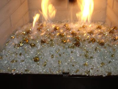 AmazingGlassFlames.com, How Not to do it, Fireplace Glass, fire ...