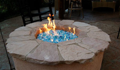 Fire Pit Venting Fire Pit 1