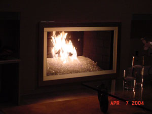 Fireplaces With Glass Rocks Glass Fireplace Design Affordable Fireplace Glass Fireplace Glass