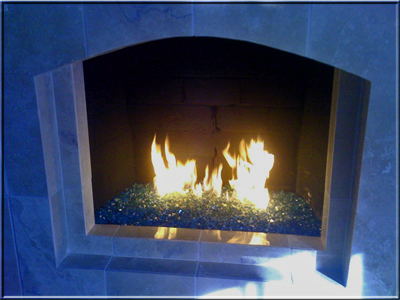 Fireplace Pictures, Fire Pit Pictures, FireGlass, Fire Glass ...