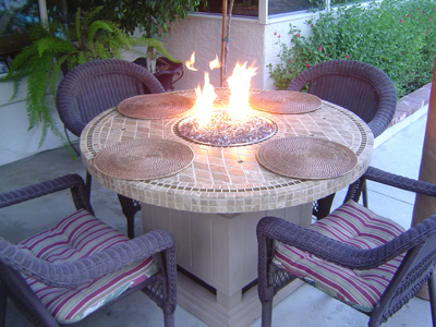 Fire Tables Diy Fire Pit Tables Fire Glass Tables