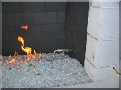 AmazingGlassFlames.com, How Not to do it, Fireplace Glass, fire ...