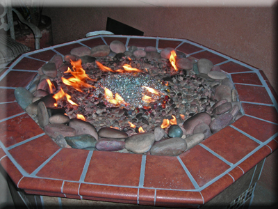 Image Result For How To Make A Fire Glfire Pita