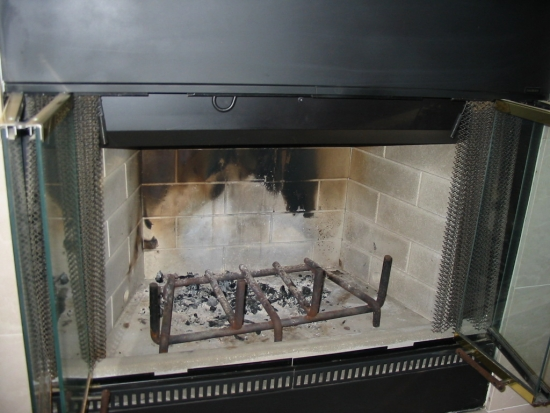 Fireplace Conversion To Gas Fireplaces