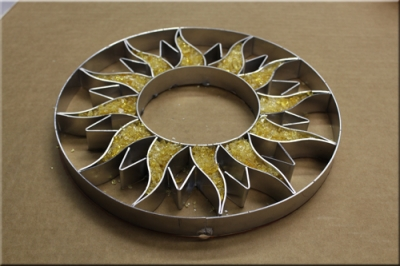 Sun Cookie Cutter