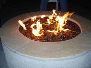 Fireplace Glass Fireplaces Fire Glass Fire Pit Glass