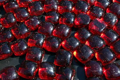 mini red cubes 2